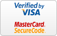 Verifed by Visa - Mastercard securecode